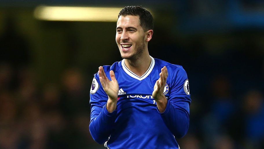 Eden Hazard: Goals and Stats Aren't Important to Me, It's About Winning Trophies