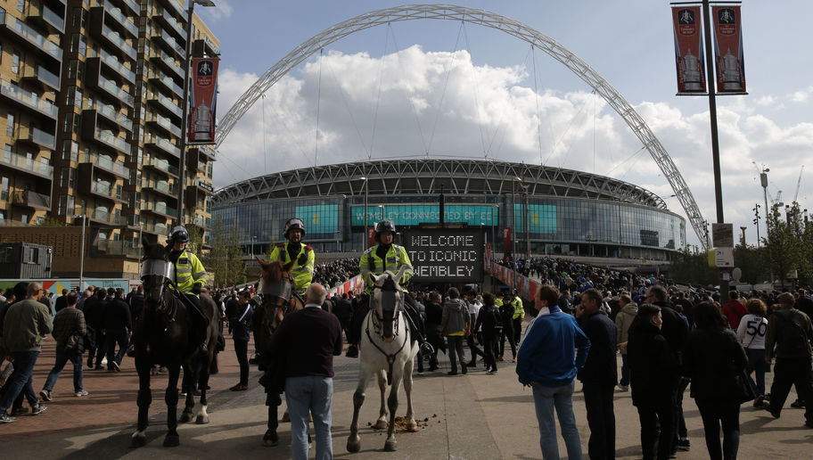 Tottenham Fan Left With Broken Skull After 'Mistakenly' Being Battered by Own Fans at Wembley