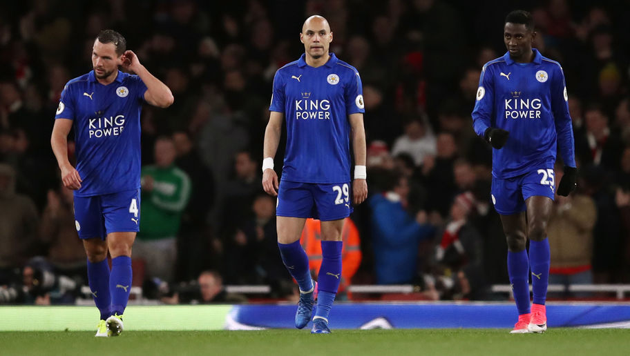 Danny Drinkwater 'Frustrated' After Late Own Goal Gifts Arsenal Victory Over Leicester