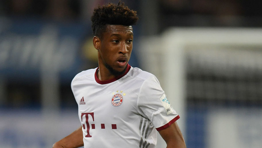Bayern Munich Confirm the Permanent Signing of Kingsley Coman After 2-Year Loan