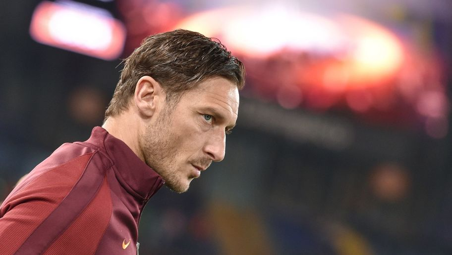 Legendary Francesco Totti Reveals the Best English Player He's Ever Faced & Why He Never Left Rome