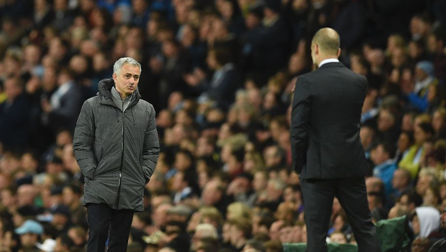 Man City 0-0 Man Utd: 10-Man United Go Full Mourinho in Manchester Derby Stalemate