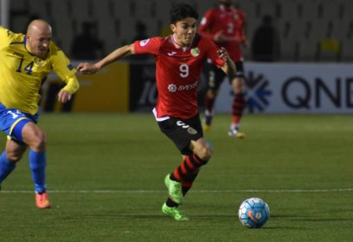 AFC Cup disappointment taught us a lot says Istiklol's Jahongir Aliev