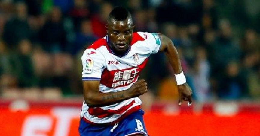 Mubarak Wakaso's Granada suffers relegation from Spanish top flight league