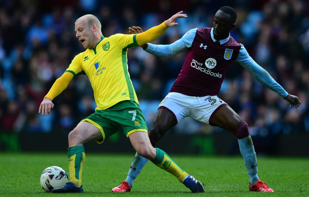 Aston Villa winger Albert Adomah not thinking about next season after side failed to secure promotion