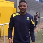 On-loan Alcorcon midfielder Mohammed Amando sidelined for three weeks with groin injury
