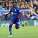 Daniel Amartey plays cameo role in Leicester City's Champions League elimination to Partey's Atletico Madrid