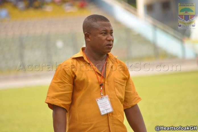 Sacked Kobina Amissah expresses gratitude to Elmina Sharks; wants quick return to coaching