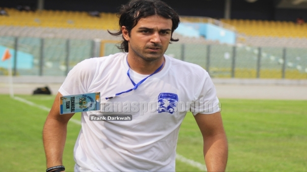 Bechem United coach Annese takes three straight defeats on the chin