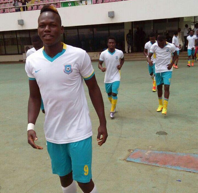 Struggling Wa All Stars recall striker Richard Arthur from loan spell in Angola