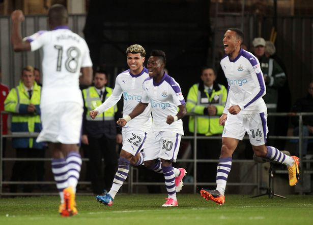 Why Christian Atsu's sublime free-kick has given Rafa Benitez plenty to ponder