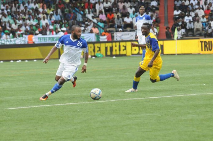 Ghanaian midfielder Gladson Awako steals show in Don Bosco's defeat to TP Mazembe in Congolese derby