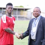Inter Allies goal hero named Man of the Match in AshantiGold win