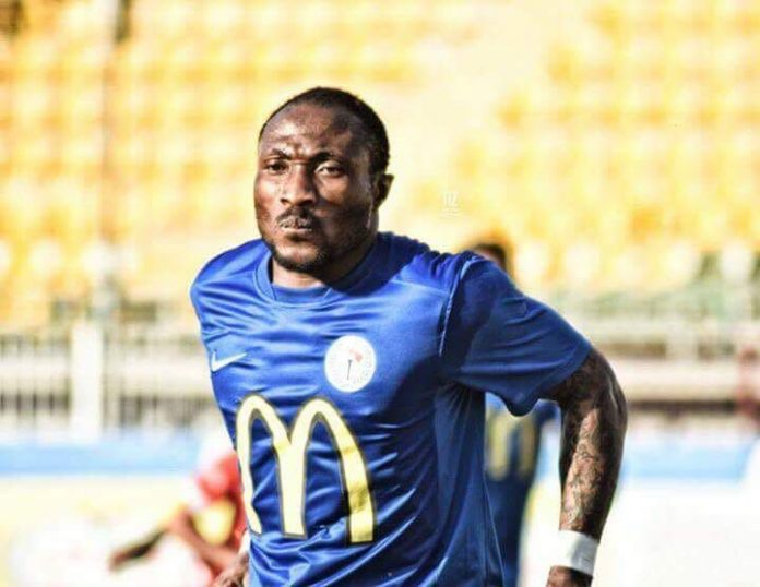 Ben Acheampong and John Antwi score as sides clash in Egyptian Premier League