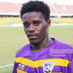 Kotoko insist winger Kwame Boahene is injured amid fans agitation