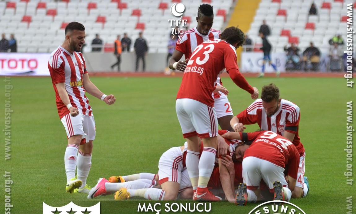 John Boye excels again to help his Sivasspor side to an important victory in Turkey