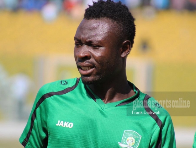 Aduana forward Bright Adjei rescinds decision to join Hearts after Nana Agyeman Badu's intervention