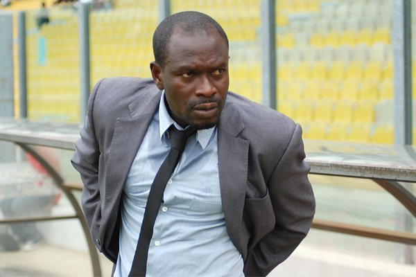 AshantiGold coach CK Akunnor facing Ghana FA wrath after attempting to assault referee Charles Bulu in Medeama defeat