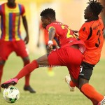 PHOTOS: Hearts bounce back with victory against Bechem and Allies held at home by Berekum Chelsea