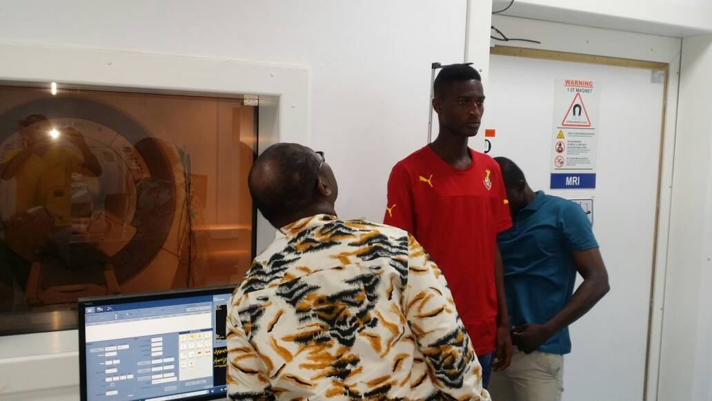 Ghana U17 players undergo mandatory CAF medicals ahead African Junior Championship