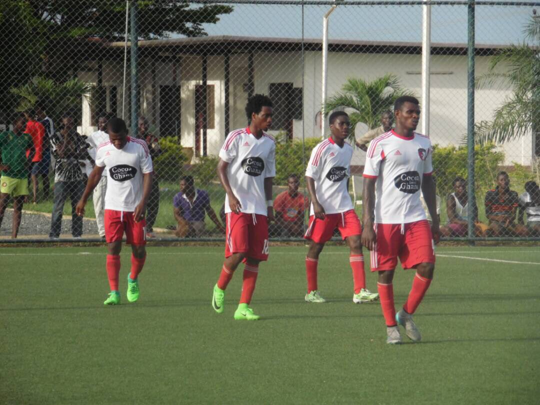 Match Report: Bolga All Stars 0-0 WAFA - Academy boys maintain top spot despite draw