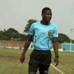 Star Ghanaian referee Daniel Laryea to officiate at 2017 Africa U17 Championship