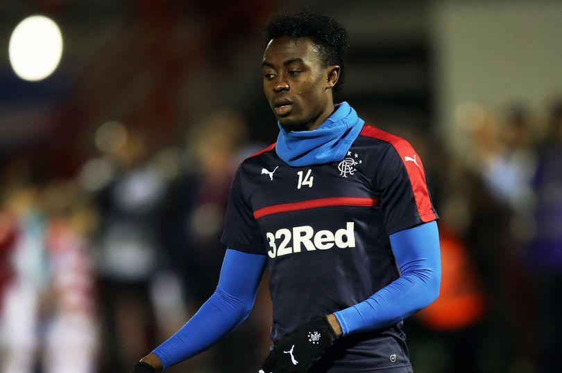 Rangers fans urge manager Caixinha to start Joe Dodoo against Celtic today