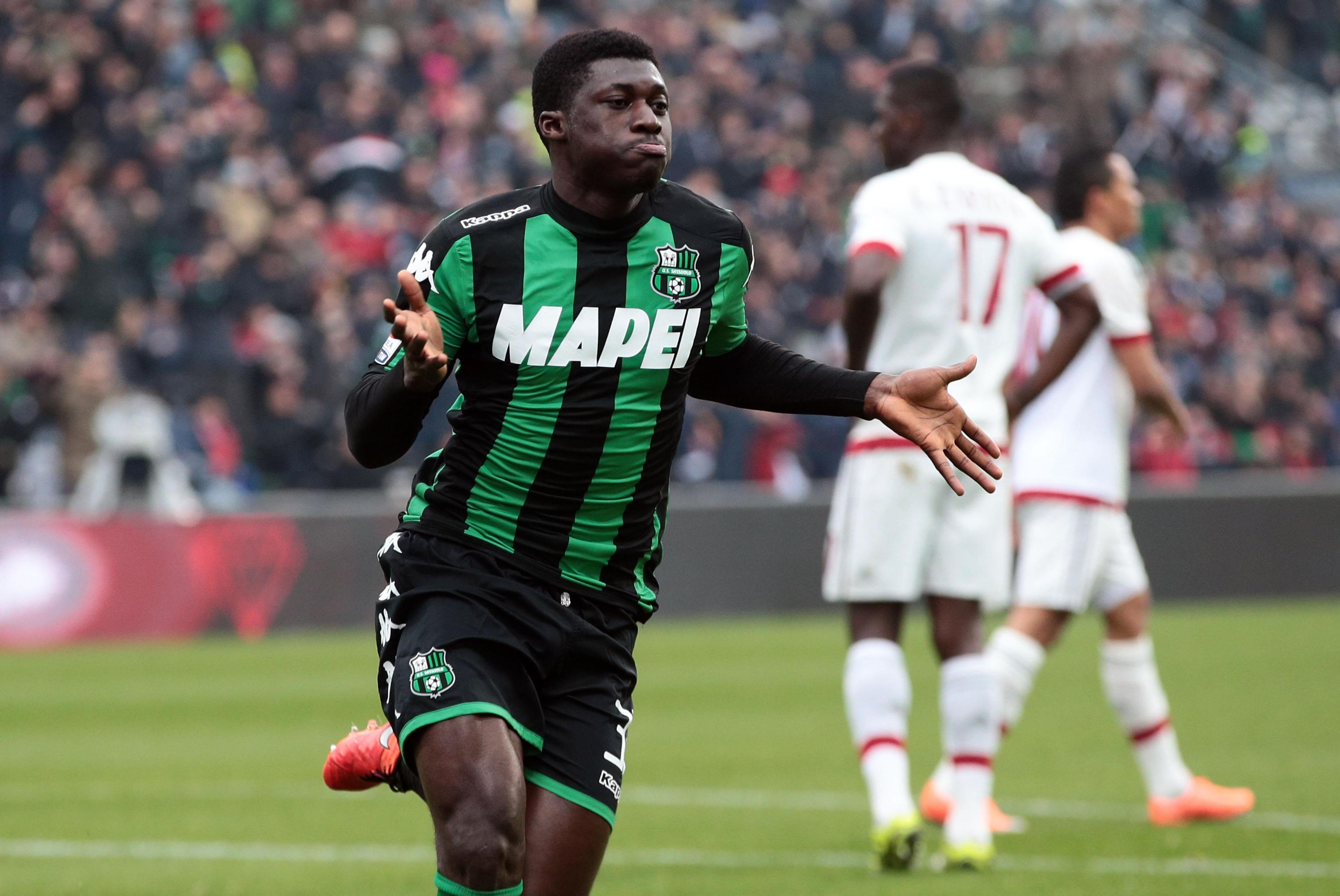 Kwesi Appiah set to hand Sassuolo's Alfred Duncan a recall to the Black Stars