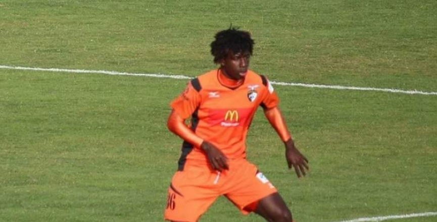 Ghanaian youngster Edward Sarpong gains promotion to the Portuguese top flight with Portimonense
