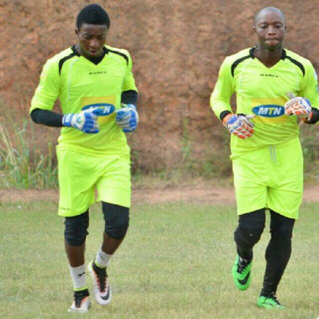 Goalkeeper Felix Annan returns to training to boost Kotoko for Aduana cracker