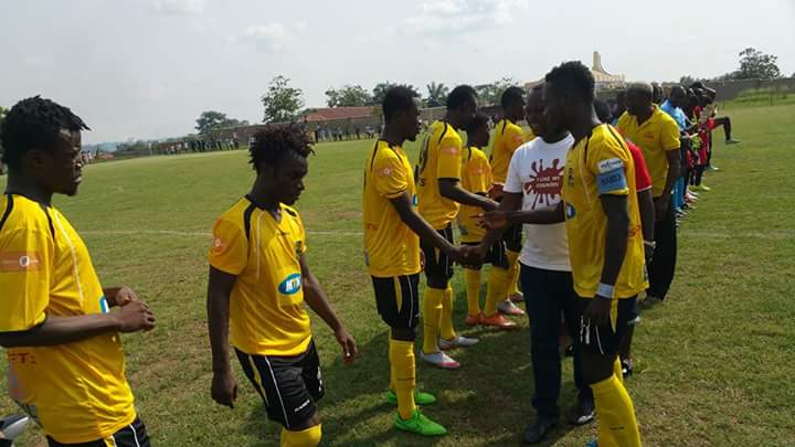 MATCH REPORT: BYF Academy 1-1 (1-3) Kotoko - Highly rated Asante Kotoko Asante Kotoko tame loud-mouth BYF Academy on penalties