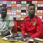 Eric Donkor says Asante Kotoko players are determined to make fans smile again