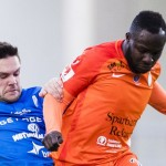 Emmanuel Frimpong disappointed with AFC Eskilstuna 'shameful' draw against Halmstad