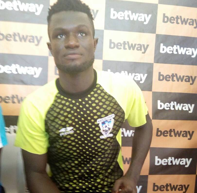 New Medeama No.1 goalkeeper Ansah Fufuro says he's in top form