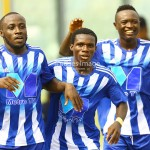 VIDEO: Cofie Bekoe's debut goal seals win for Great Olympics against Berekum Chelsea