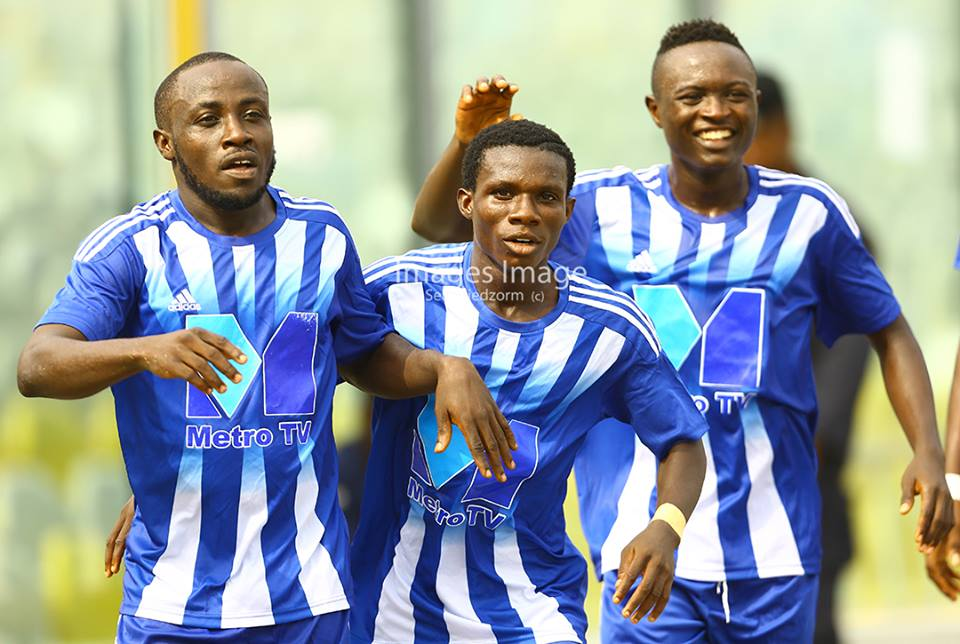 Match Report: Great Olympics 4-2 Bolga All Stars- Goals galore as Olympics  revive relegation survival hopes in easy Bolga win - Ghana Latest Football  News, Live Scores, Results - GHANAsoccernet