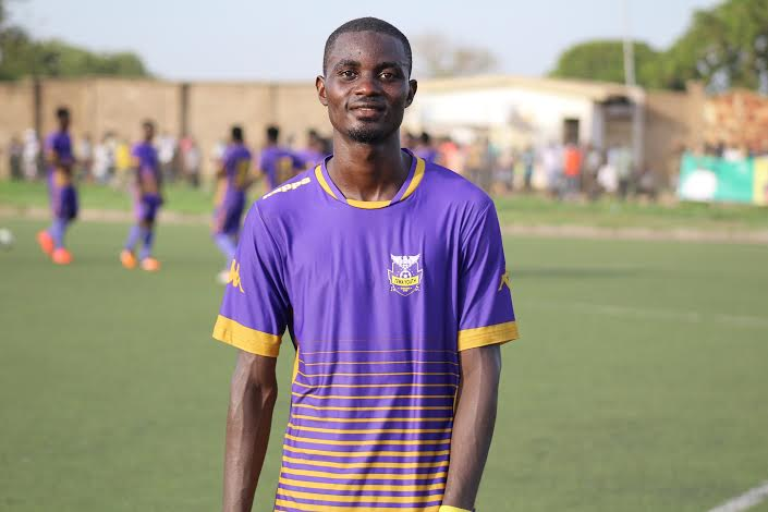 Tema Youth new boy Wahad Hanan wins  NASCO man of the match in first league game