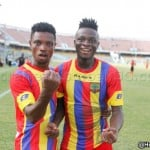 Match Report: AshGold 0-1 Hearts of Oak- Paul Acquah's strike secures all three points