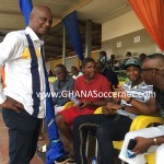 Konadu, Tanko spotted with Kwesi Appiah - Duo set to assist Black Stars coach