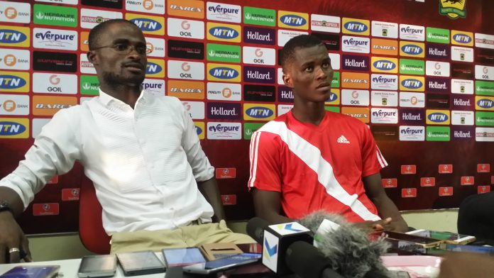 MTN FA Cup: Liberty coach Ignatius Osei eulogizes his defenders in Inter Allies win