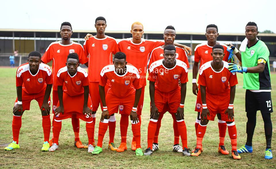 Inter Allies grateful to Liberty Professionals for kind gesture