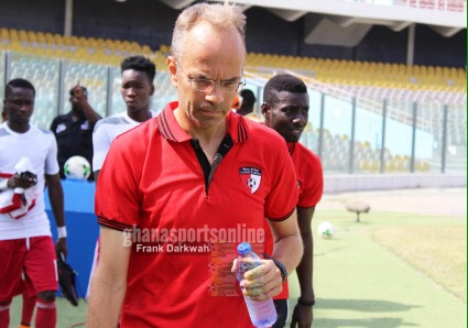 EXCLUSIVE: WAFA's Klavs Rasmussen among four trainers shortlisted for Coach of the Month for April