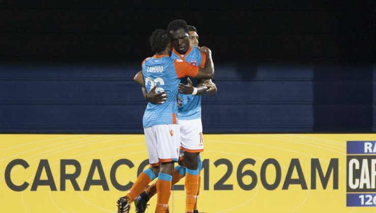 Ghana midfielder Kwadwo Poku on target again for Miami FC in win over Edmonton