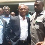 VIDEO: New Black Stars coach Kwesi Appiah gets rousing welcome at Kotoka Airport