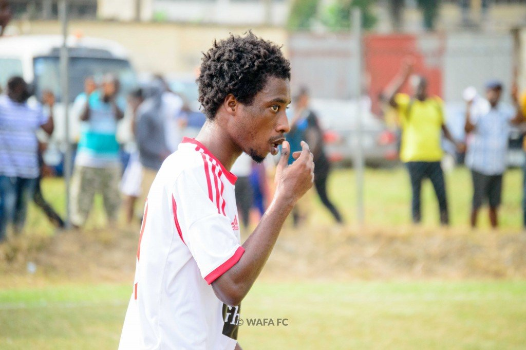 VIDEO: Watch Majeed Ashimeru score a Messi-esque goal in WAFA SC win over Wa All Stars