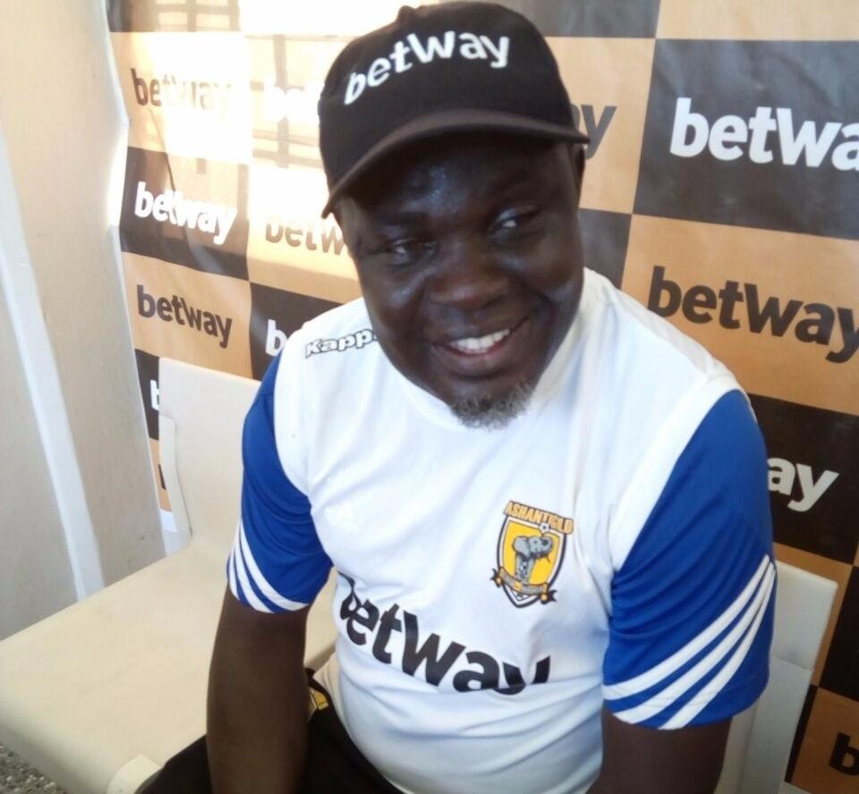 Demoted assistant coach Yakubu Sheriff Mambo quits AshantiGold