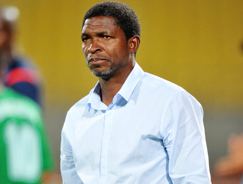 Ghana defender Rashid Sumaila jumps to the defense of under-fire coach Maxwell Konadu