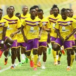 Match Report: Medeama 2-0 Bechem United- Strong first half performance by Mauves condemn Hunters to yet another away defeat
