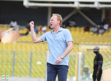 Hearts of Oak confirm Frank Nuttall to return next week