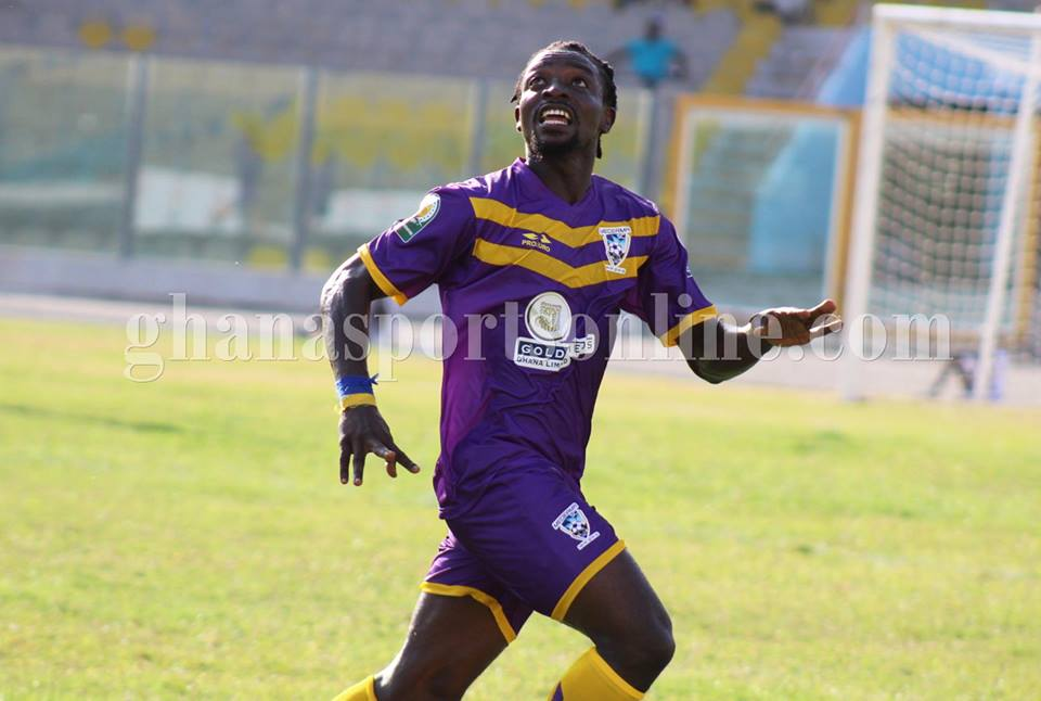 Zambian champions ZESCO table bid for Medeama ace Paul Aidoo